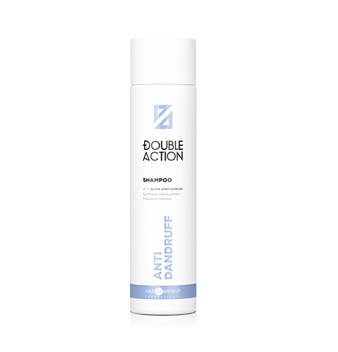 Hair Company Double Action Anti-Dandruff Shampoo - Шампунь против перхоти